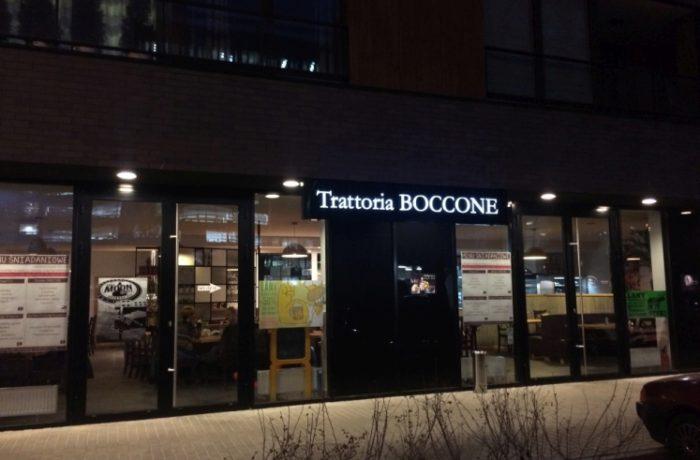 Trattoria Boccone