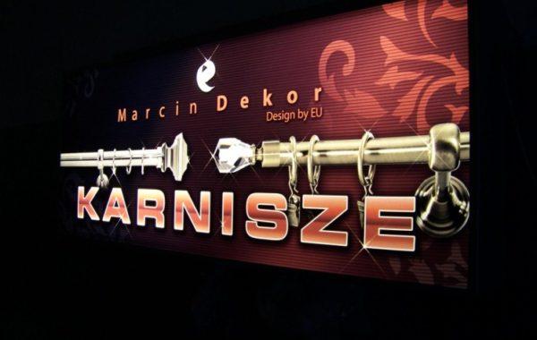 Karnisze Marcin Dekor