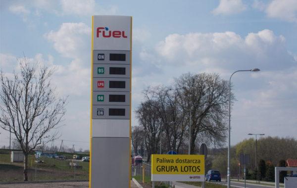 Fuel Lubawa
