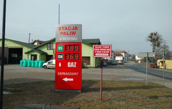 Stacja Paliw u Bożenki